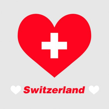 The heart of Switzerland