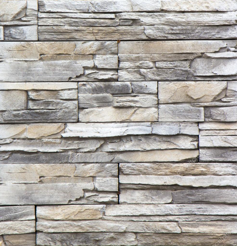 azulejos de muro de hormig n en forma de ladrillos On ladrillos falsos decorativos