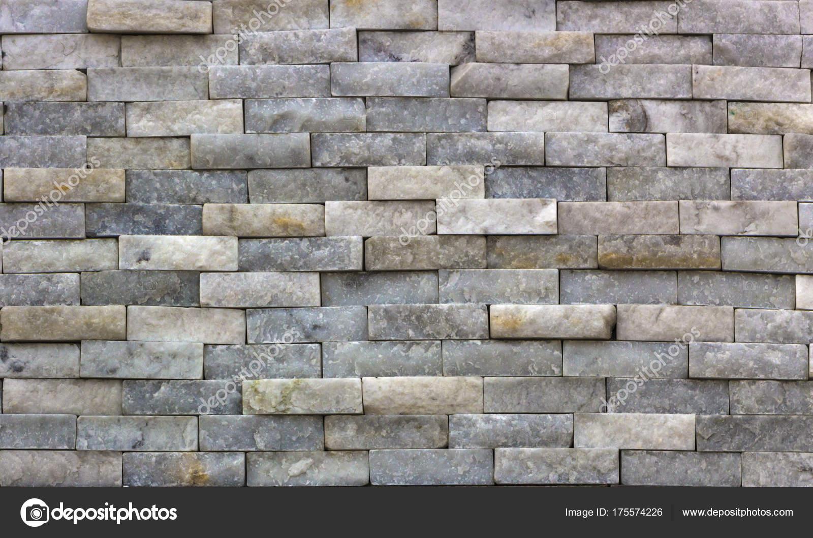 Marmur Tekstura Dekoracyjne Cegły ściany Płytki Z Kamienia