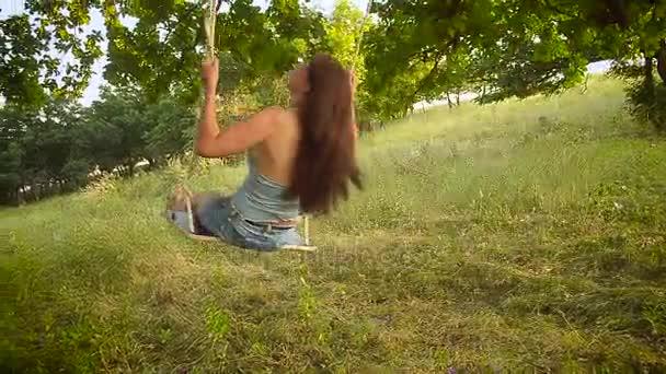 Swing swinging tree hope, you