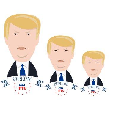 Three Trump candidate