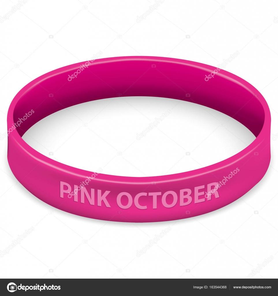 Pulseiras contra cancer mama