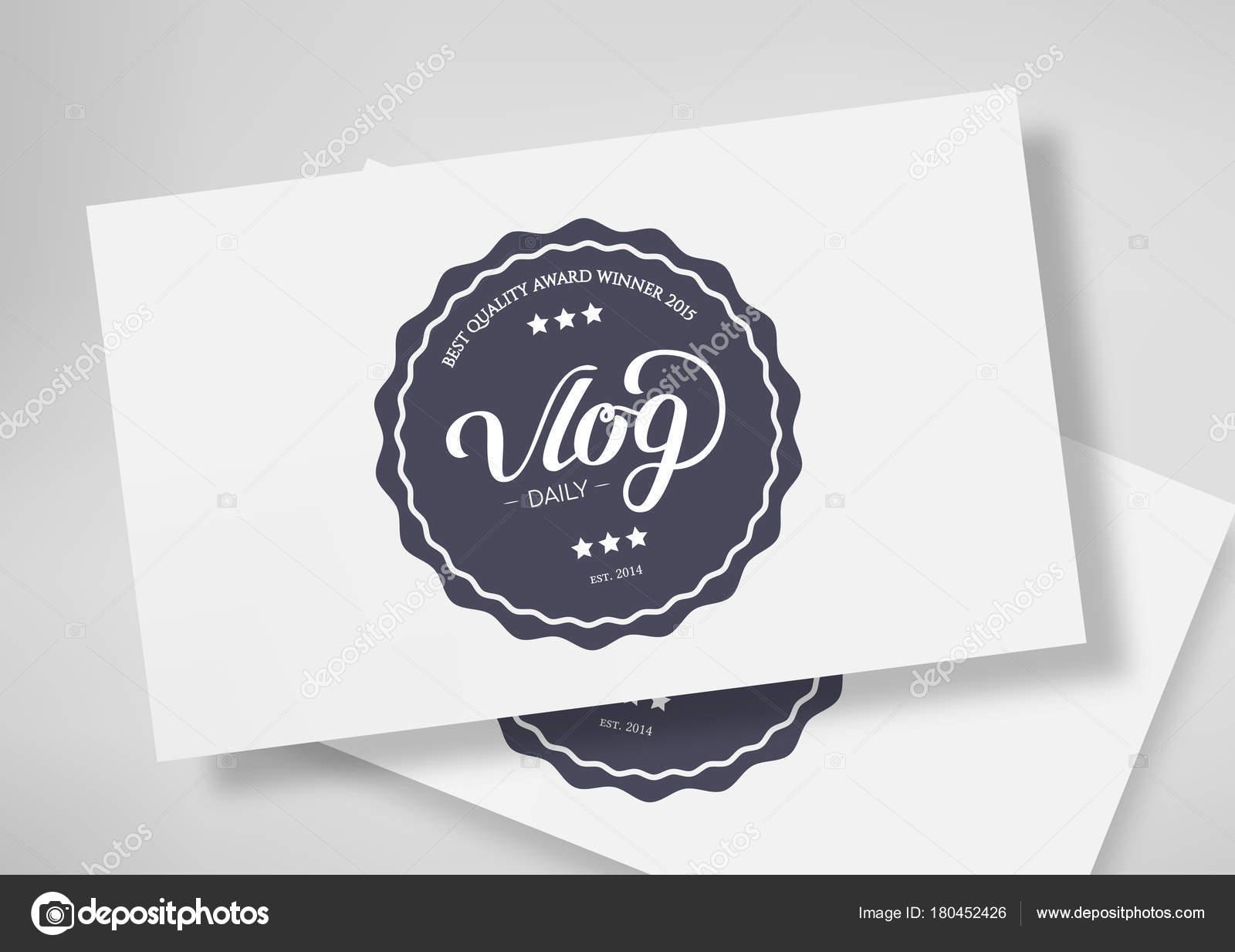 Schrift-Design-Vorlage — Stockvektor © highflier #180452426