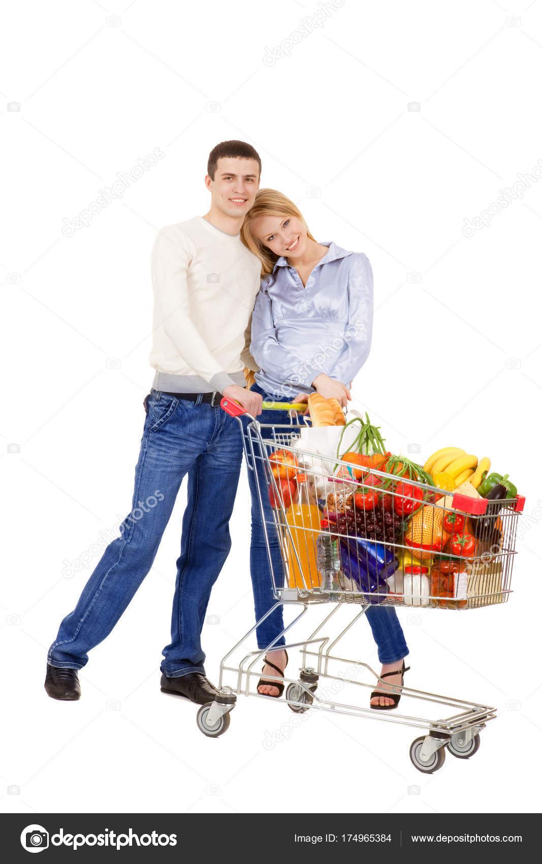 dating shopping cart