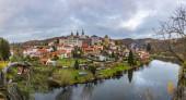 Loket město s hradem v Česku