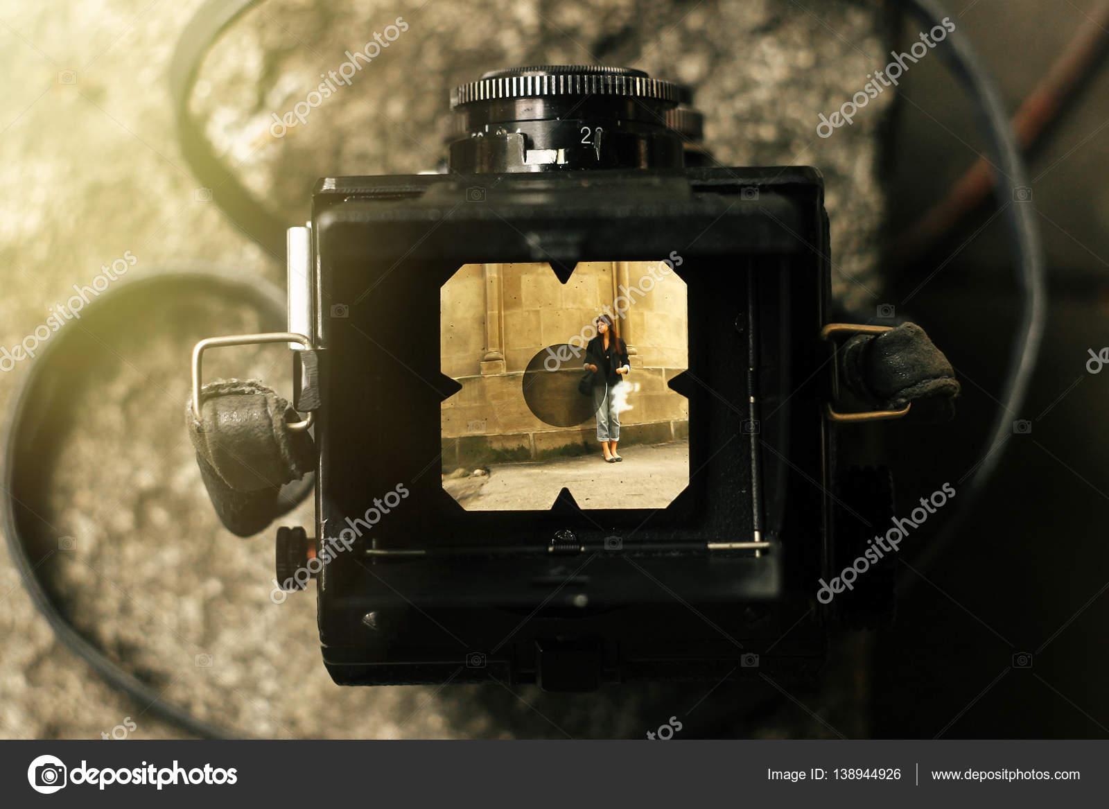 видоискатель футаж пленочного фотоаппарата постоянно слуху