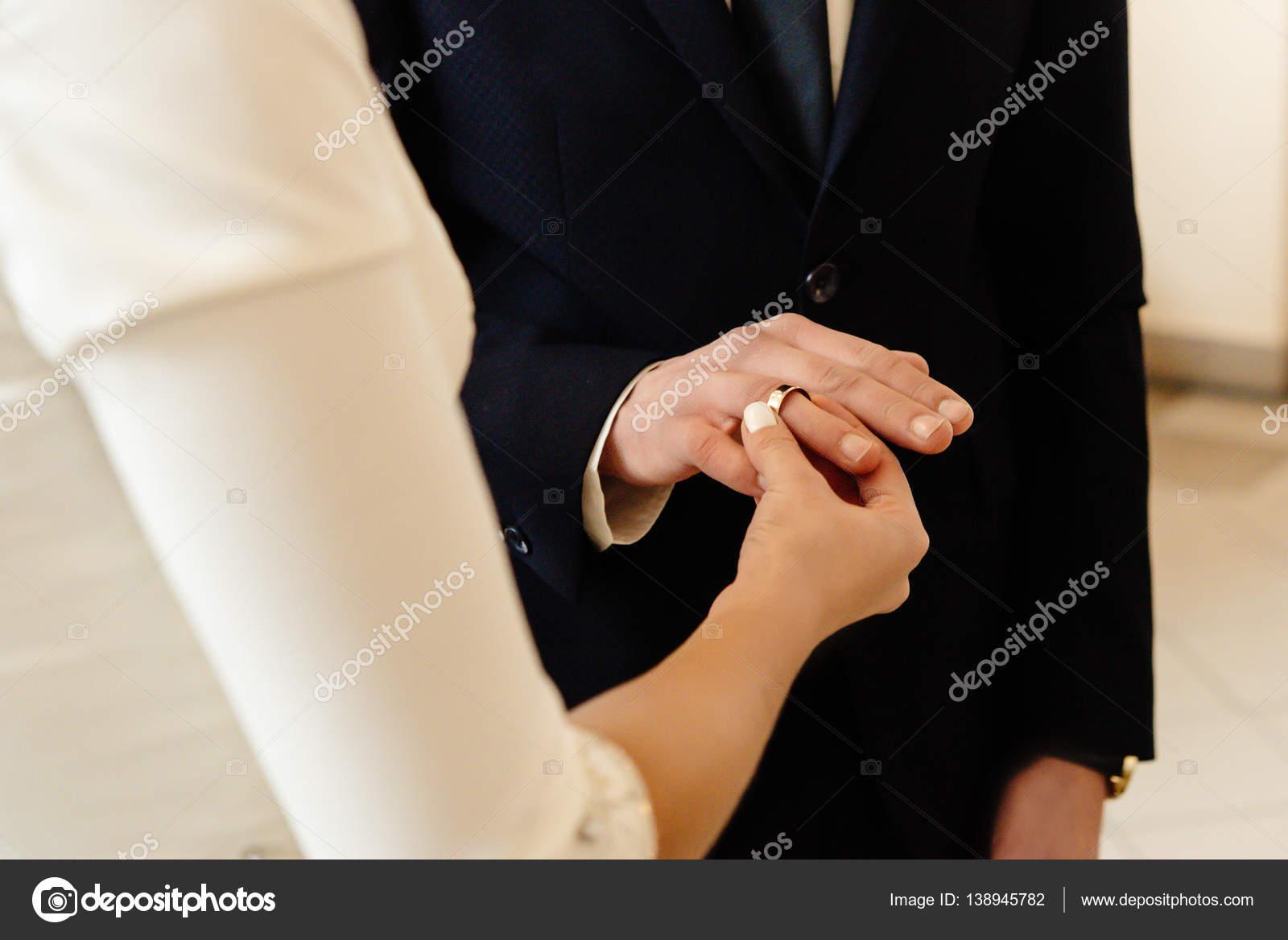 93 exchanging wedding rings modern emerald cut