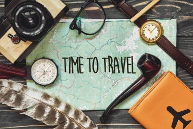 time to travel inscription
