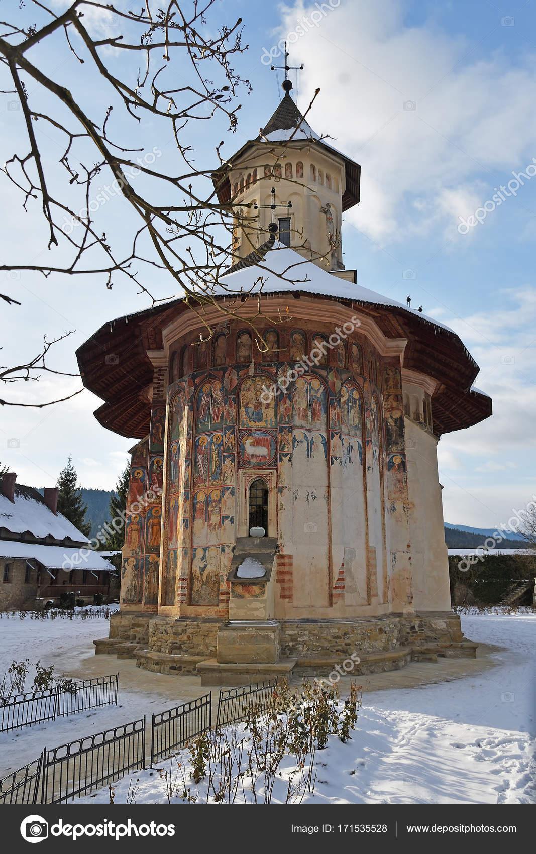 モルドヴィツァ正教会修道院、モ...