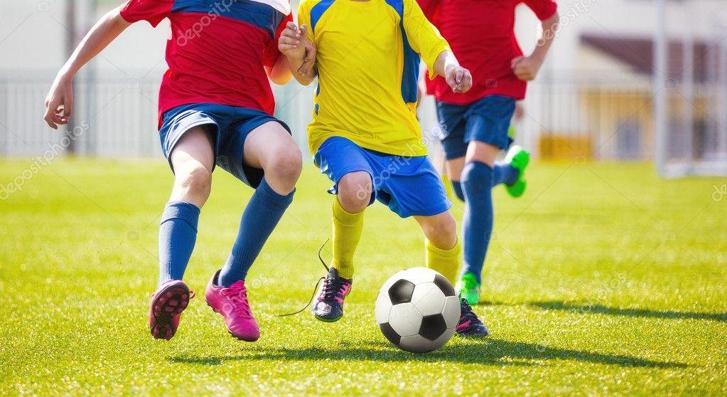 uppvärmningslekar fotboll barn