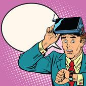 Fotografie Zu viel Zeit in der virtuellen Realität