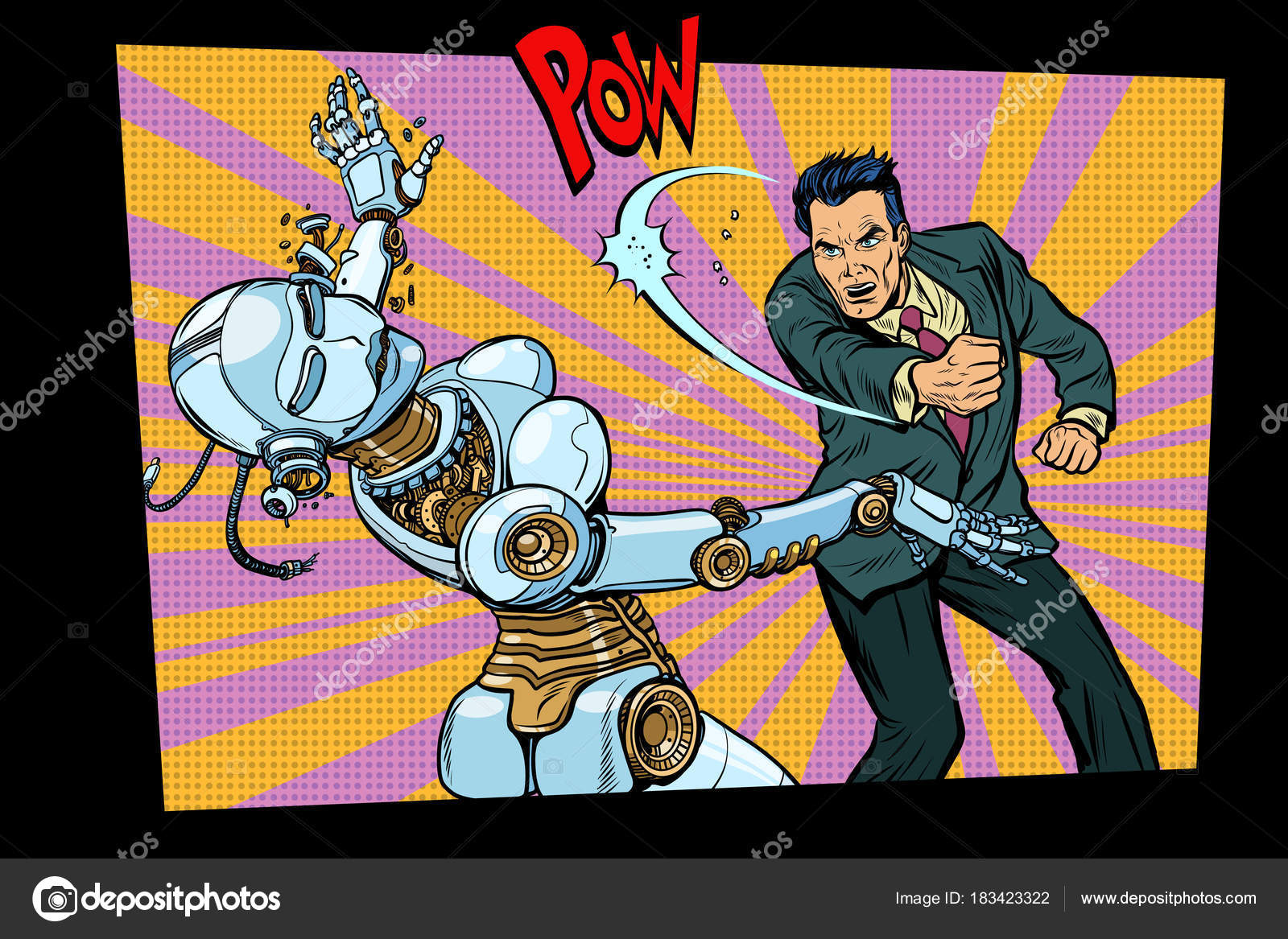 Секс девочка робот мультики