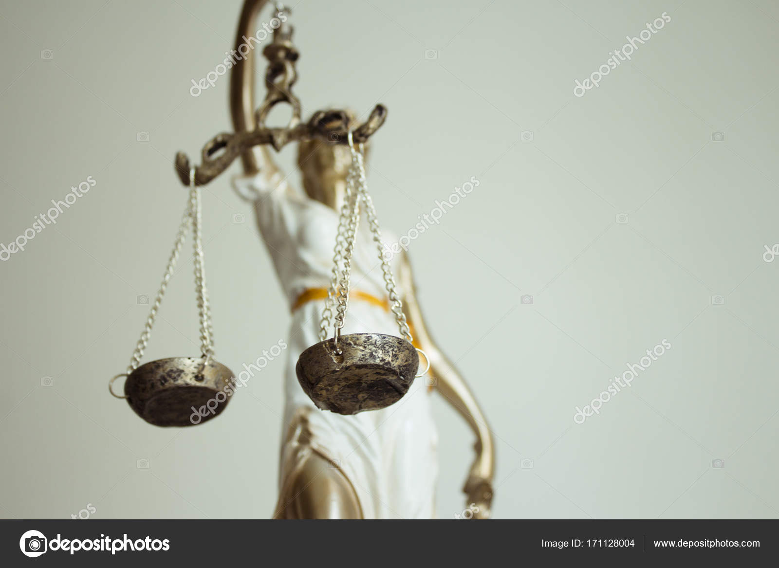 Woman Statue Symbol Of Justice Themis Stock Photo Gemaibarra