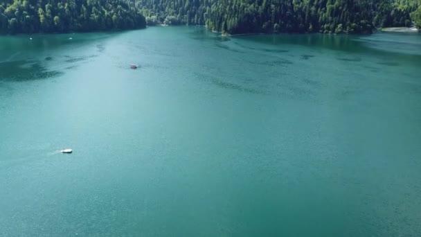 25.07.2018 Ritsa-tó Abházia lövészeti magasság.