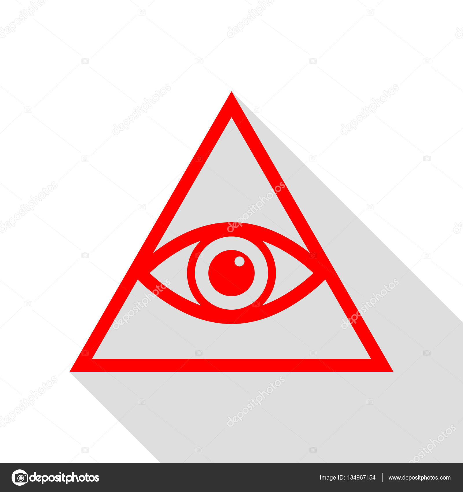 symbole de pyramide all