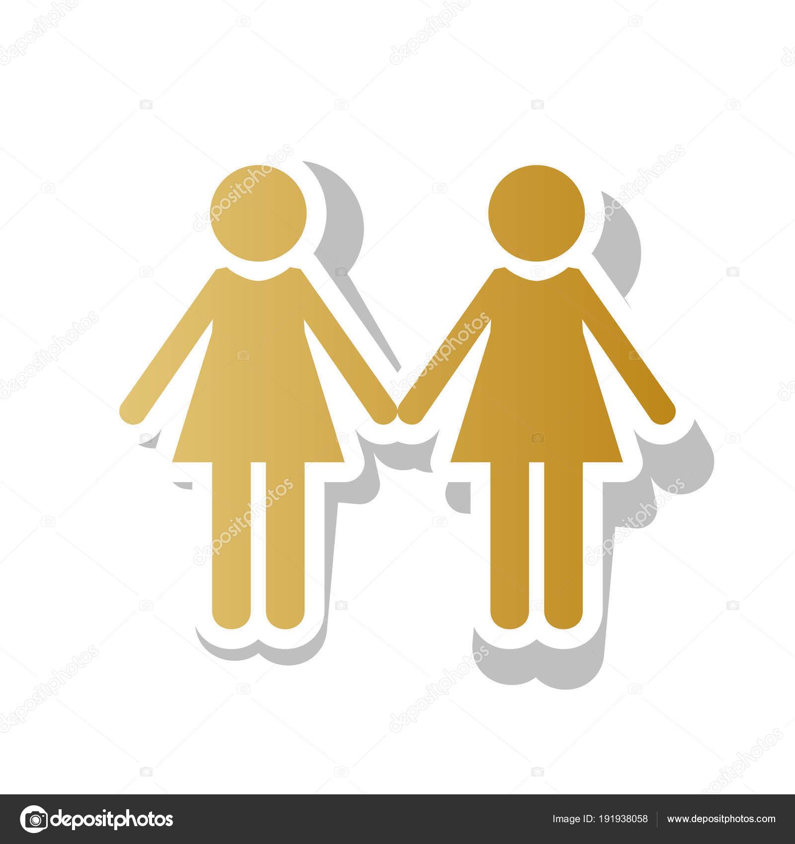 Lesbische dochters en mam