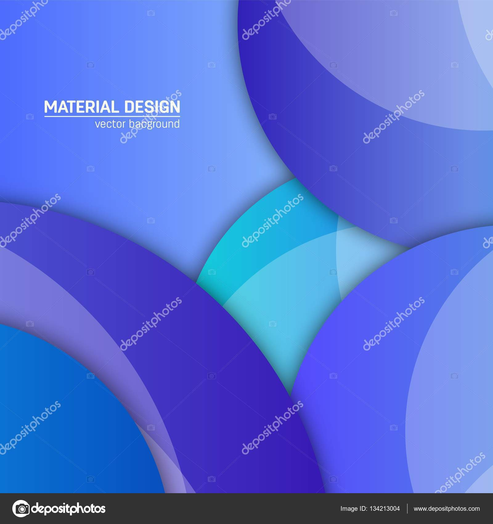 Vector material design background abstract creative concept layout abstract creative concept layout template for web and mobile app maxwellsz