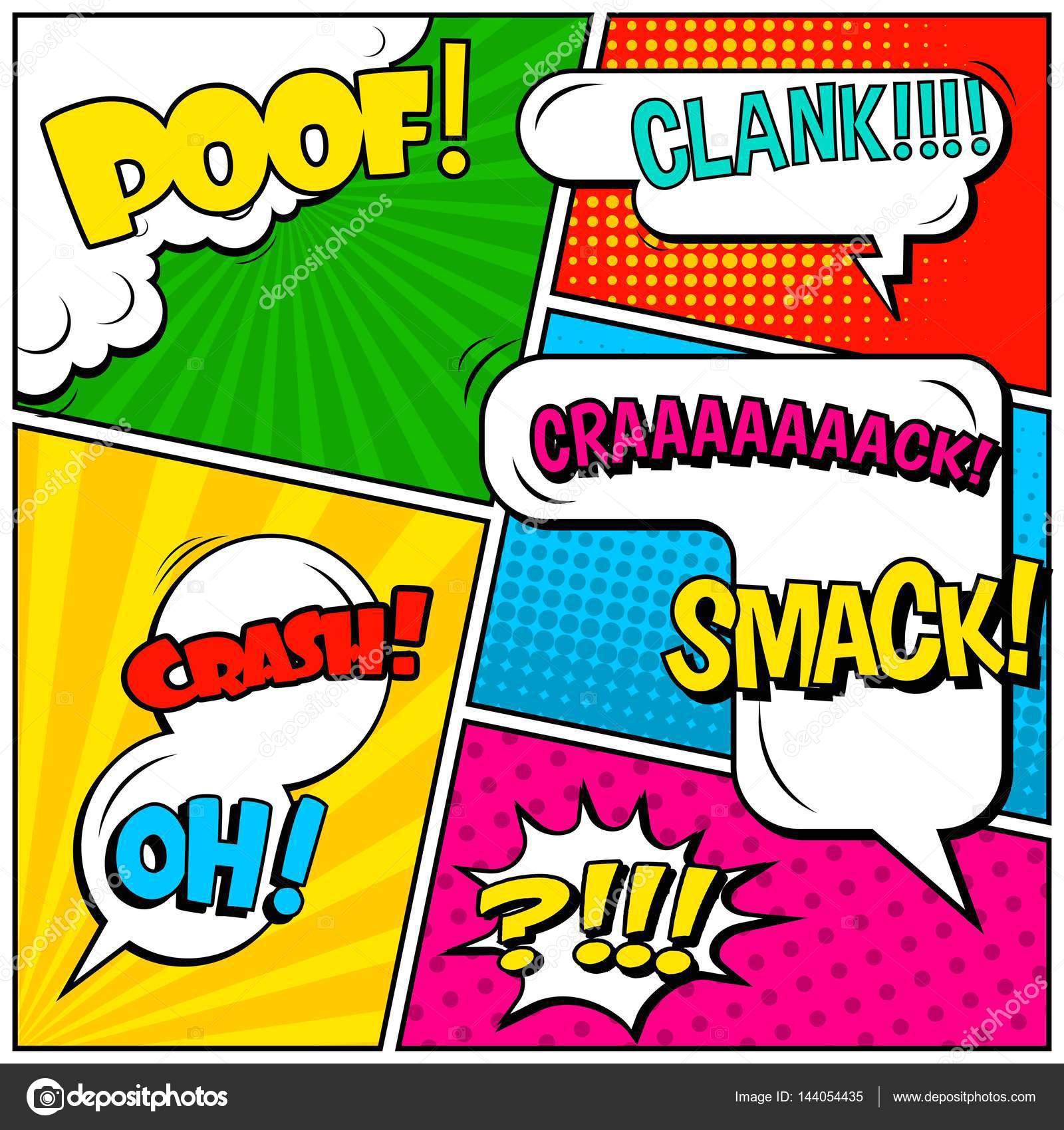 Beste Leere Comic Vorlage Fotos - Beispielzusammenfassung Ideen ...