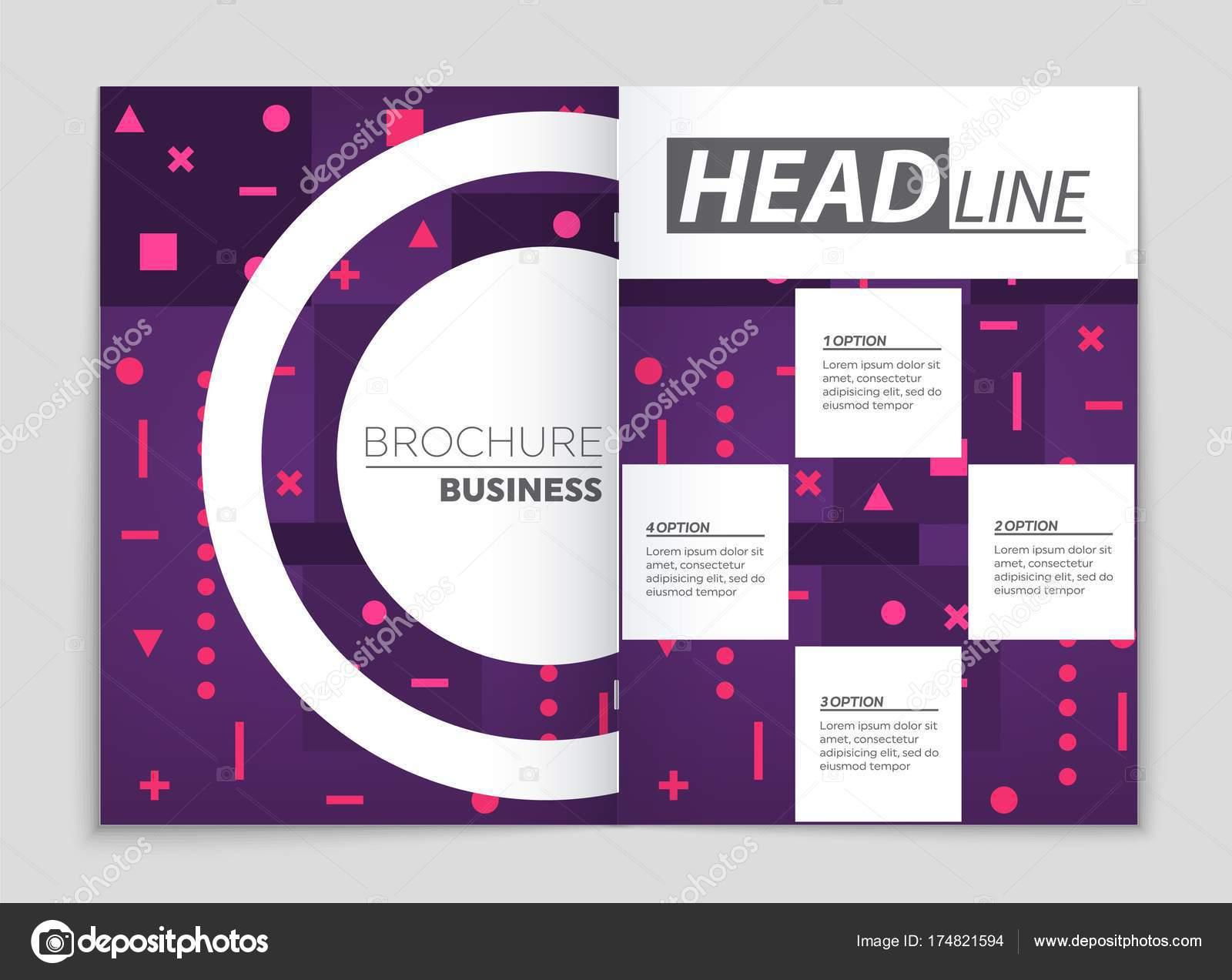 portadas minimalistas word vector abstracto diseño fondo conjunto