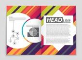 Sada pozadí abstraktní vektorové rozložení. Pro návrh šablony umění, seznam, přední strana, maketa brožura téma styl, banner, idea, kryt, brožury, tisk, leták, kniha, prázdné, karta, ad, znamení, list,, a4