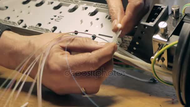 Einrichten einer Internet-Anbieter-Kabels
