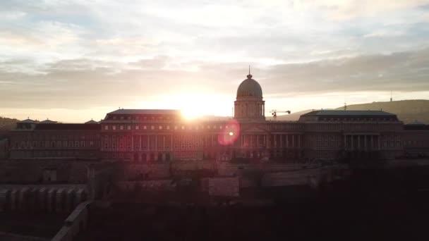 Budai Várnegyed, a naplemente. UNESCO 1987. Magyarország, Budapest.