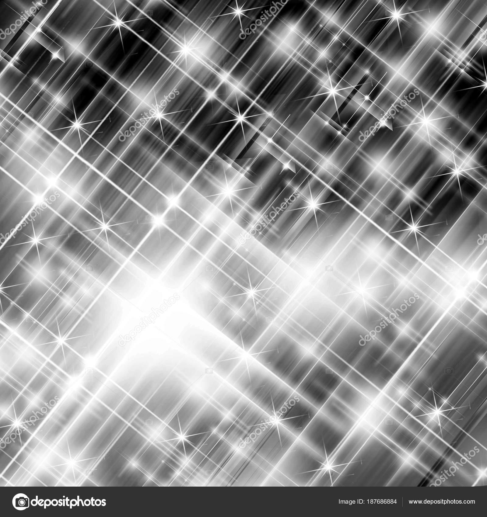 Abstract Black And White Glowing Background ⬇ Stock Photo, Image By ©  Vamariyav #187686884