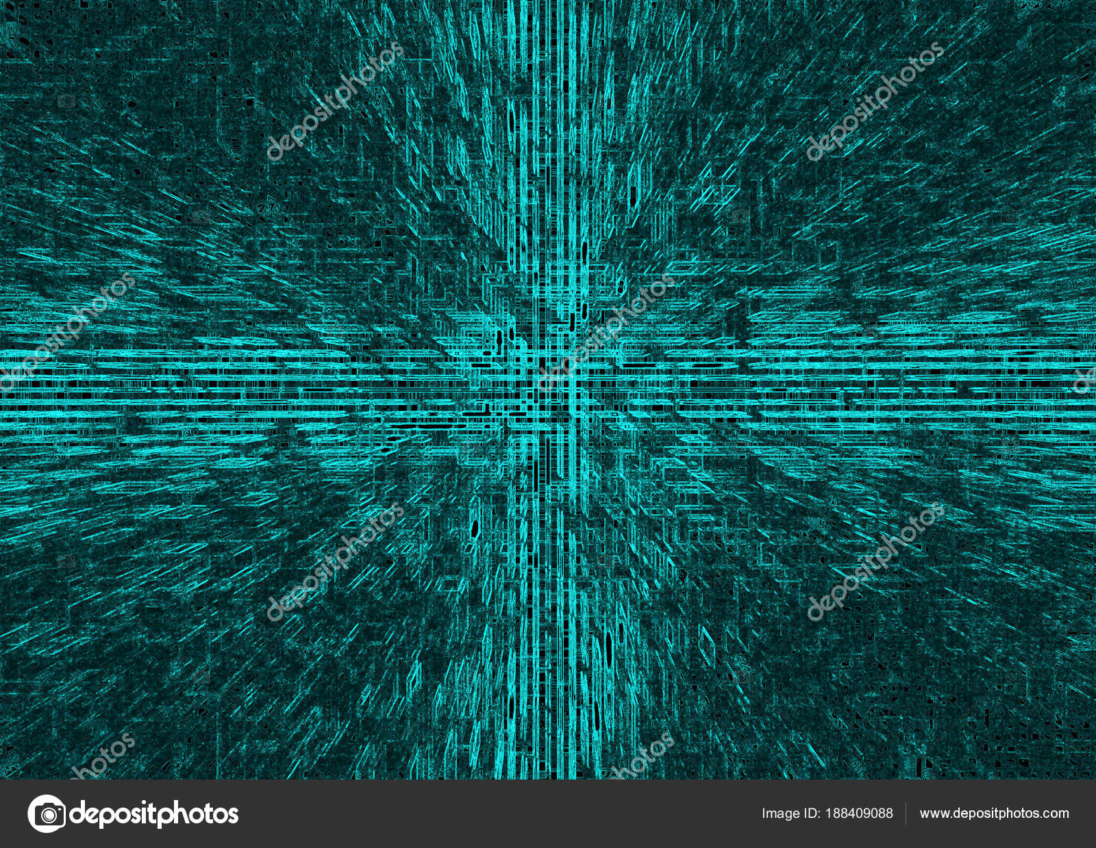 Abstract background Wallpaper in futuristic style– stock image