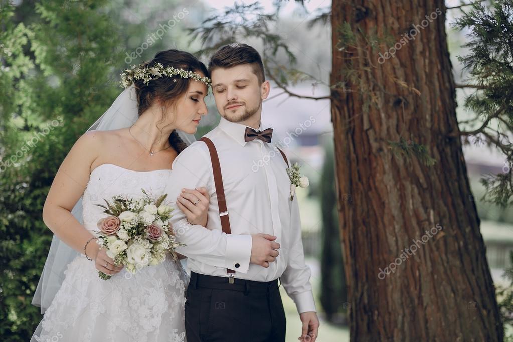 Wedding Couple Hd Stock Photo C Prostooleh 127208826
