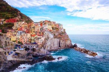 Colors of Italy - Manarola village, Cinque terre