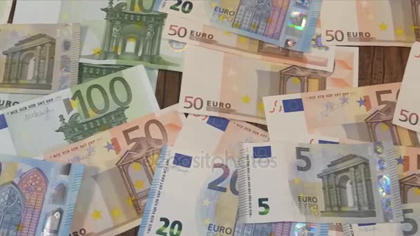 Euro banknotes from Eueopean Union