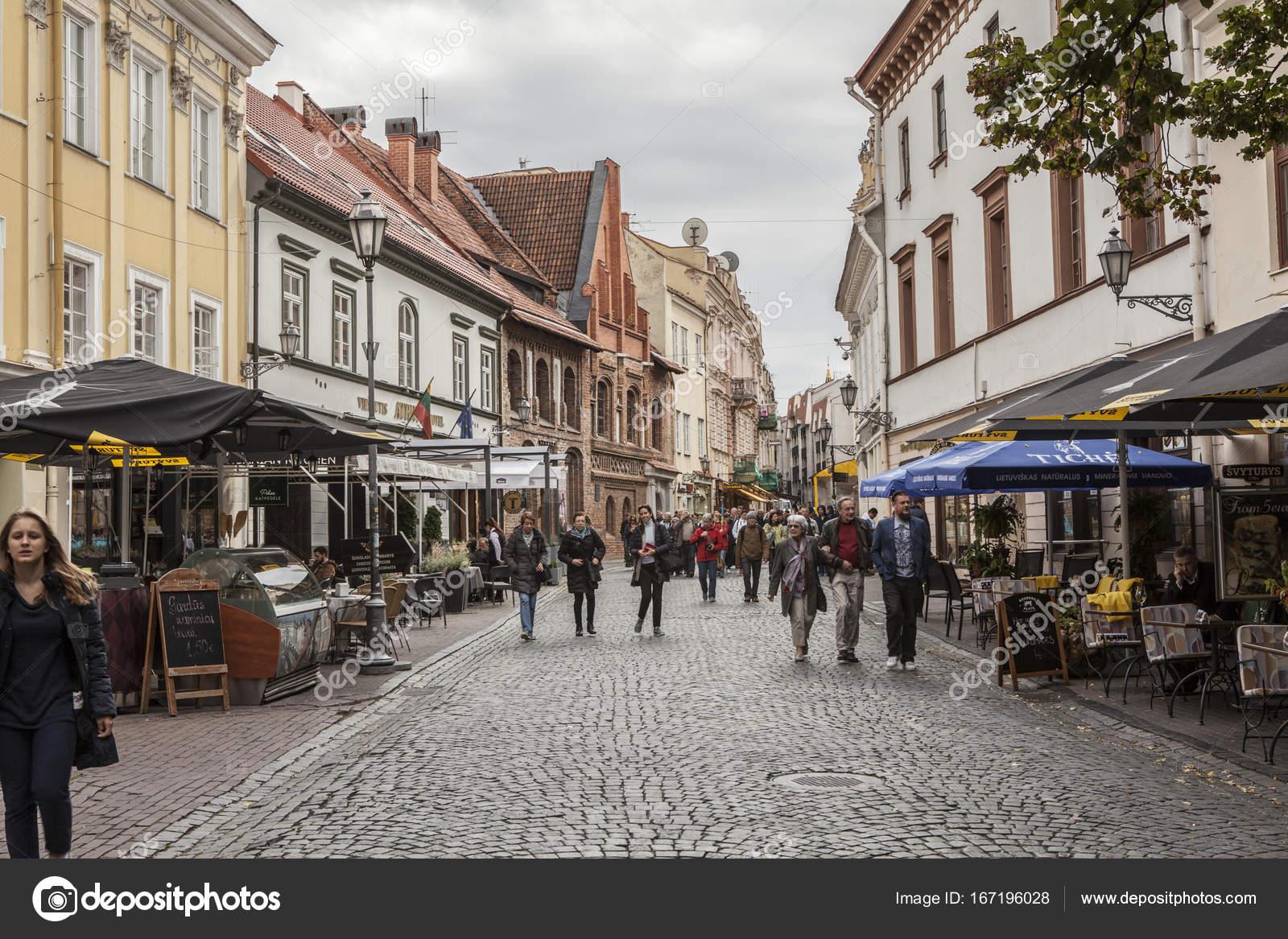 Vilnius - hangi ülkenin başkenti