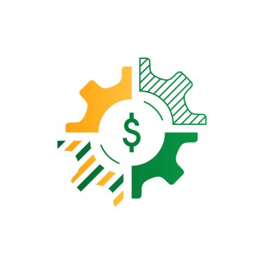 Innovative business technology, financial system upgrade, complex money solution