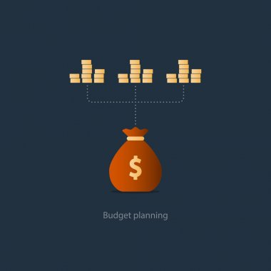 Finances and investment management, budget planning, compound interest, income
