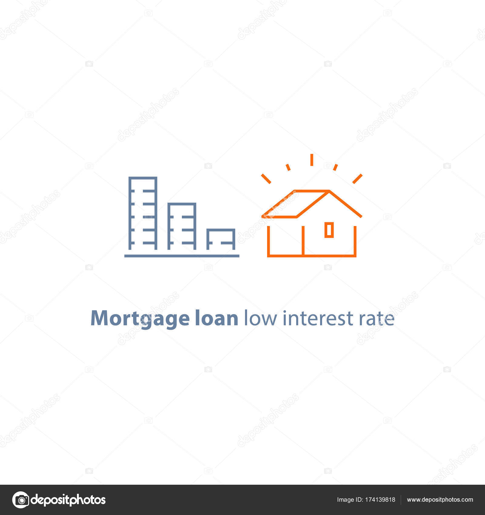 Mortgage Down Payment Home Loan Low Interest Rate