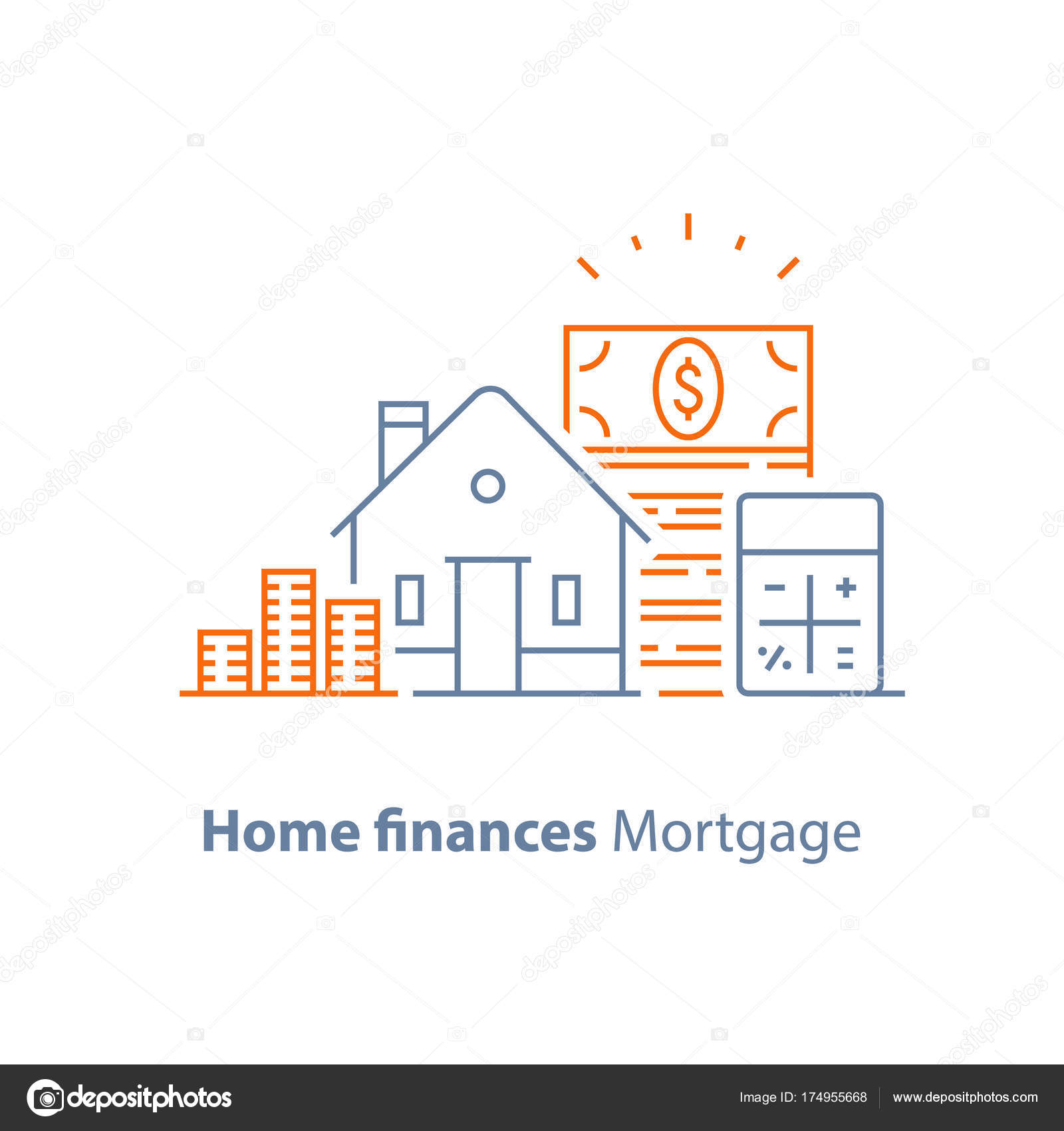 Down Payment Calculator >> Mortgage Down Payment Home Loan Low Interest Rate Calculator Line
