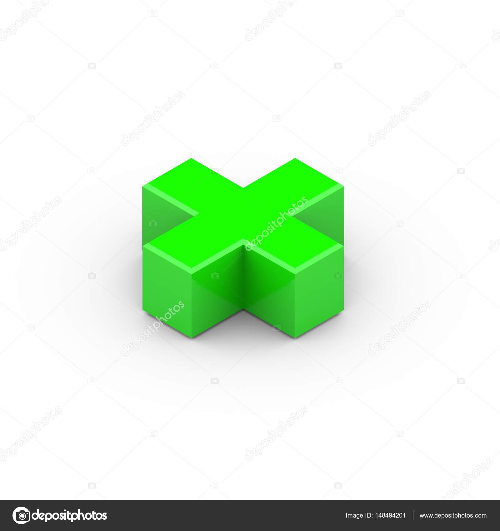 Green Plus Symbol Stock Photo Whitebarbie 148494201