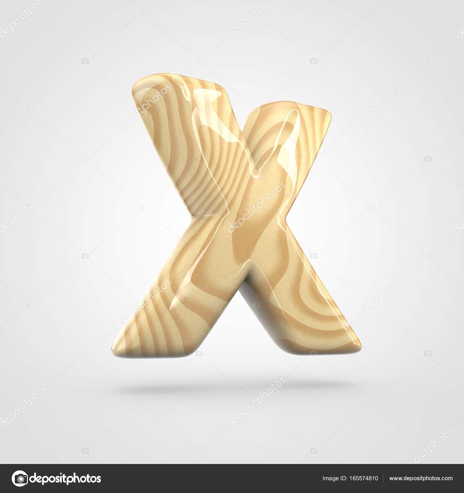 Wielkie Sosny Litera X Zdjęcie Stockowe Whitebarbie 165574810