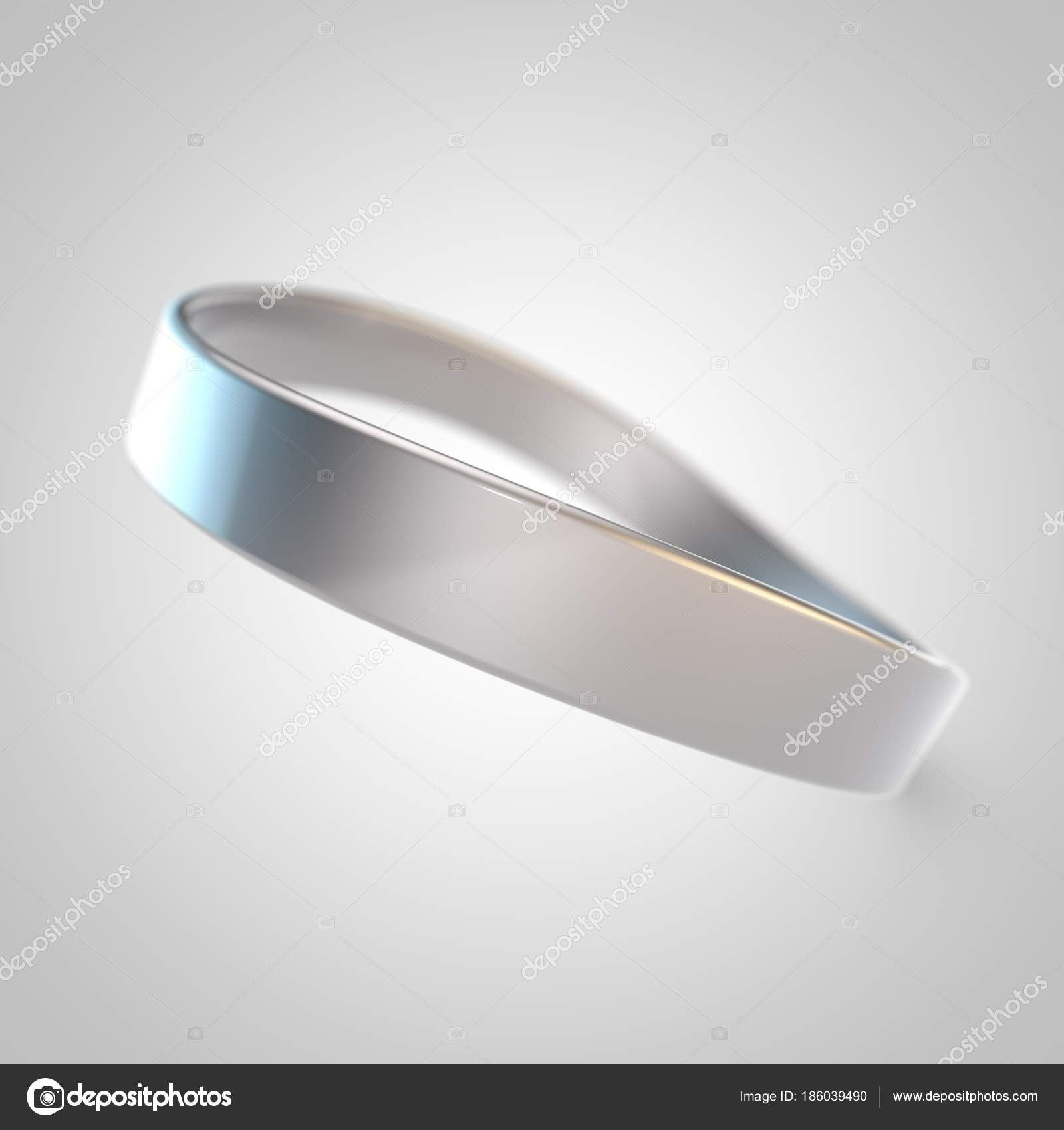1b6a957da Bílý Silikonový Náramek Pro Ruku Izolovaných Bílém Pozadí– stock obrázky