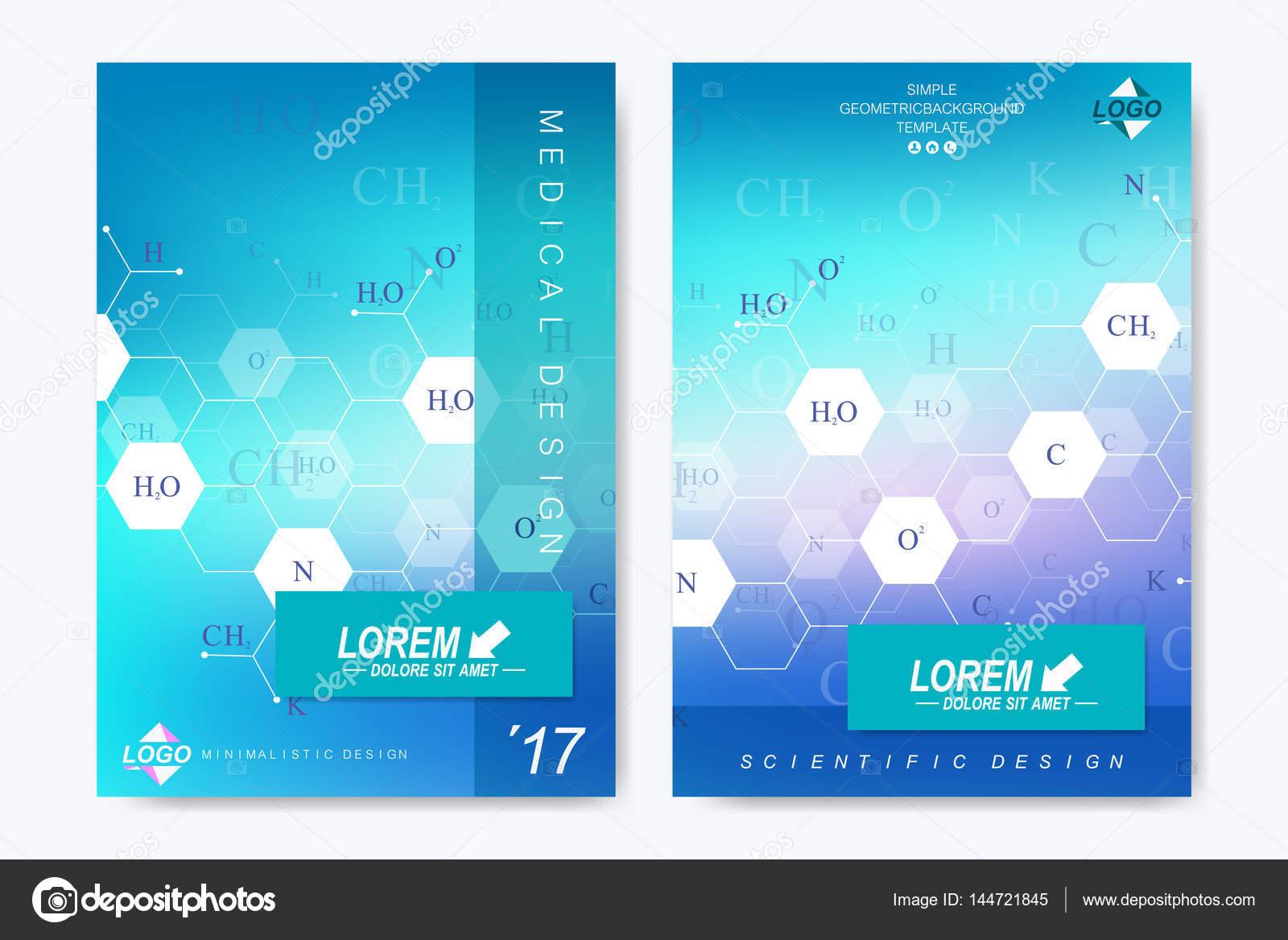 Plantilla de vector moderno para folleto, flyer folleto, anuncio ...