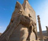 Photo Persepolis in Iran