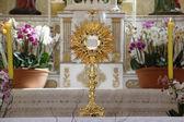 Ostensorial adorace v katolické církvi