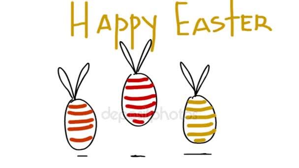 Kellemes húsvéti ünnepeket. Ugrás a tojás és nyuszi füle.