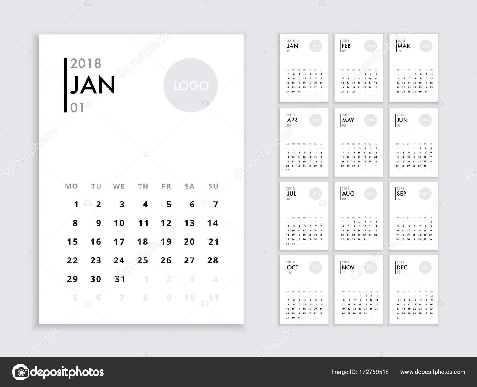 Plantillas De Agendas Para Imprimir Plantilla Calendario