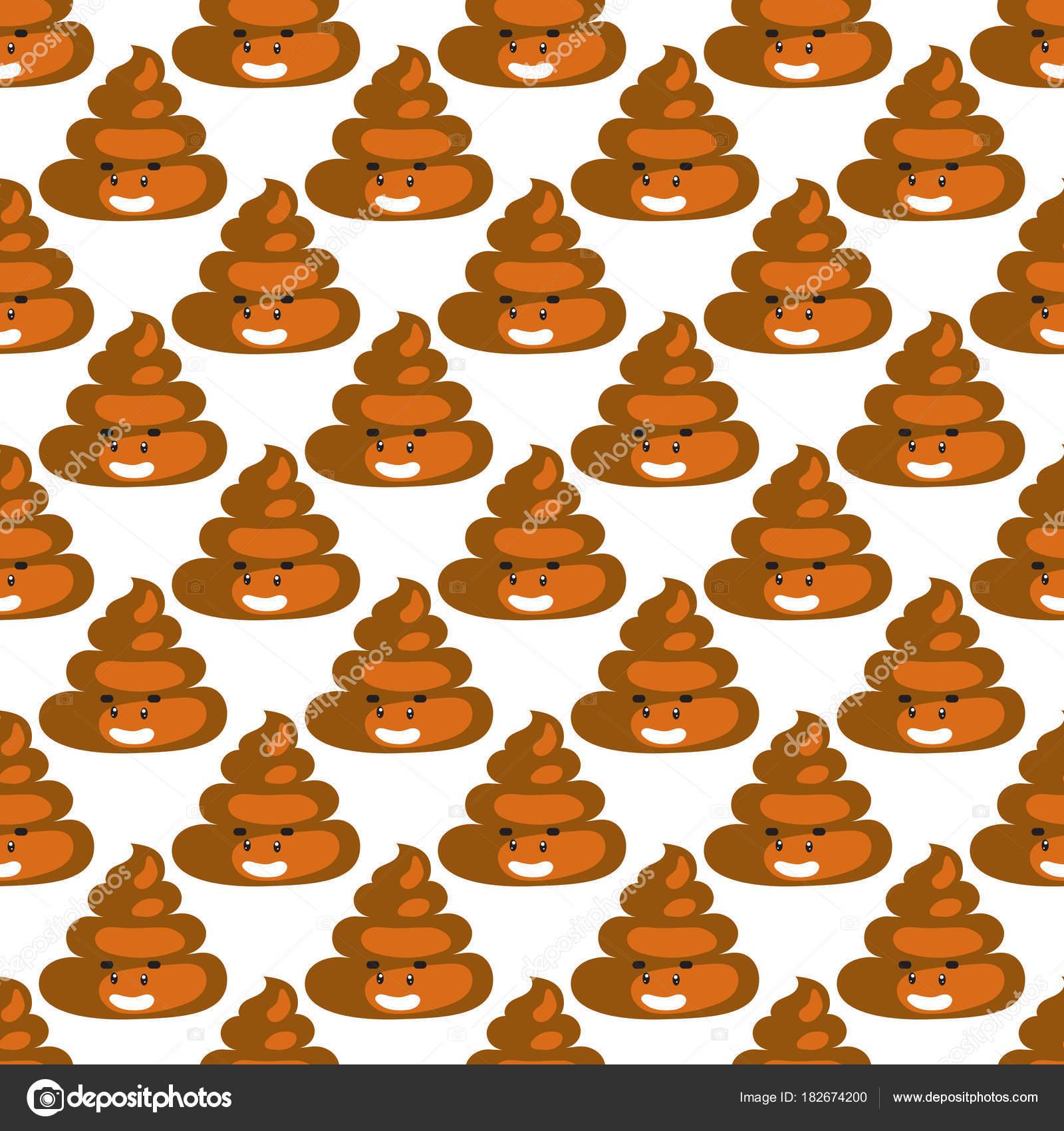 Poop Emoticon Stock Vectors Royalty Free Poop Emoticon