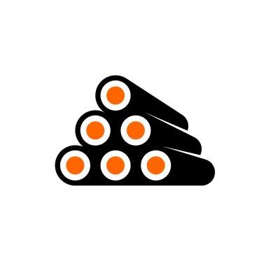 Sushi rolls batch