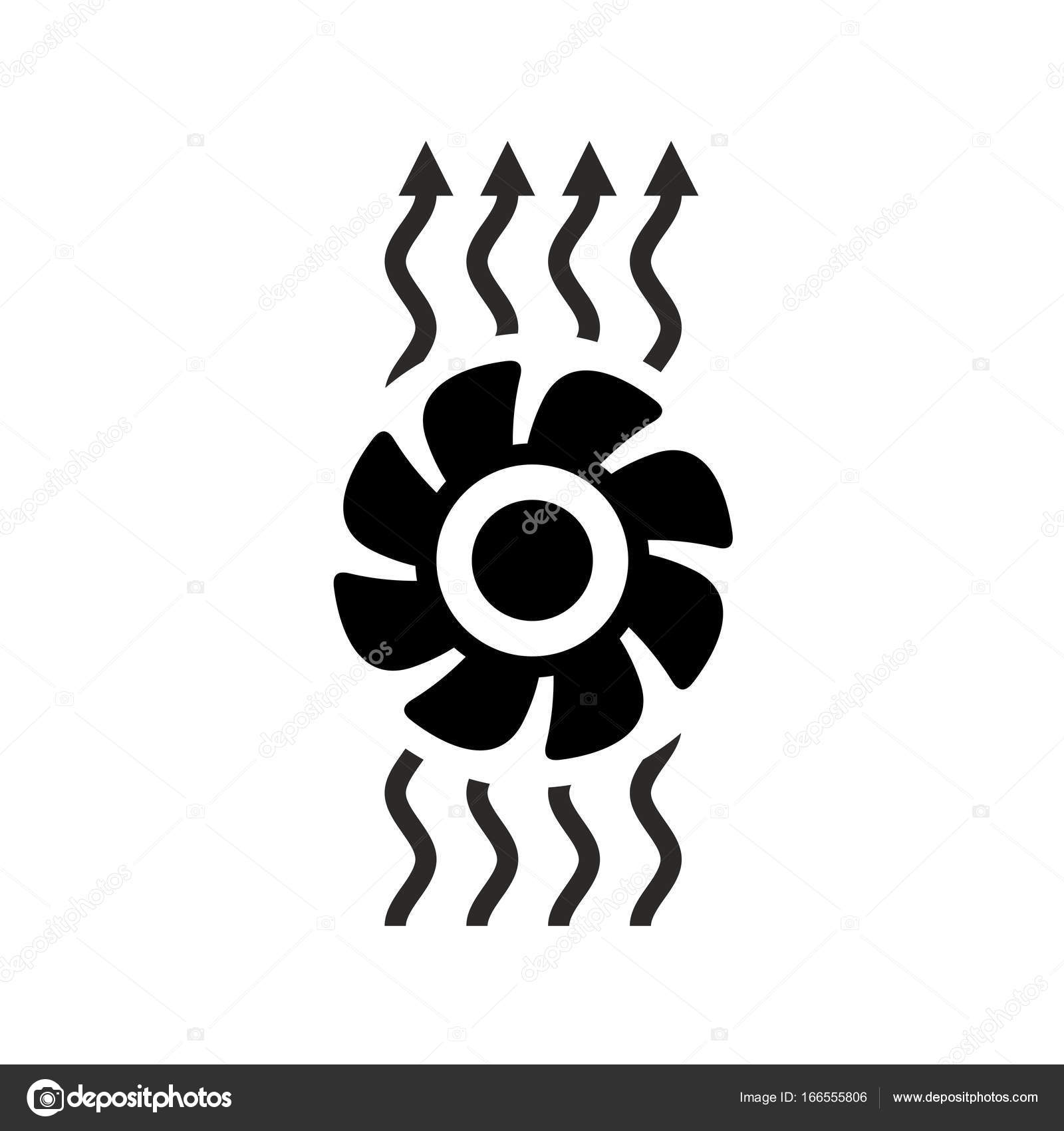exhaust fan symbol