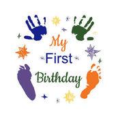 Moje první narozeniny