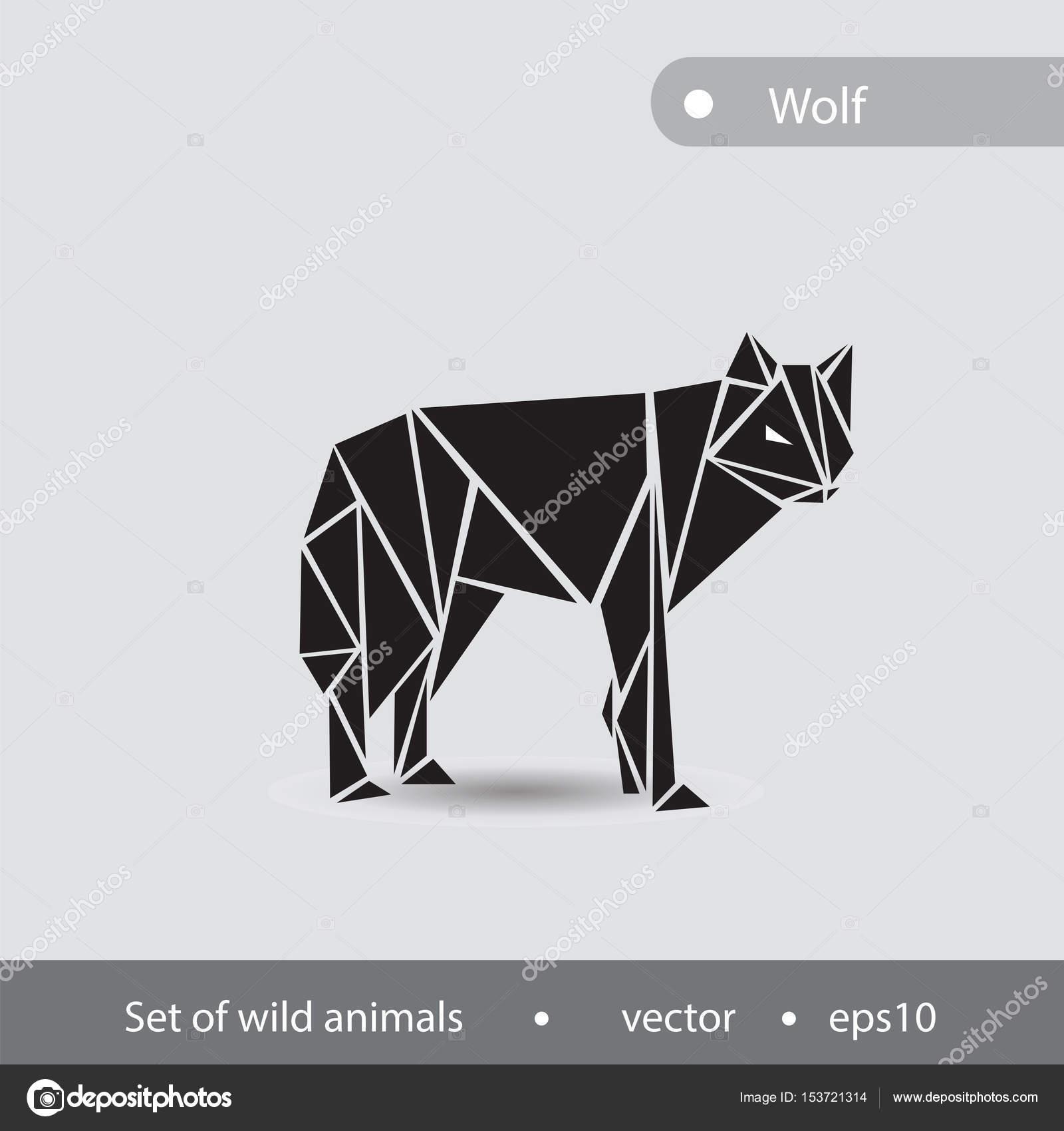 Imágenes Lobos Con Mensajes Blanco Y Negro La Imagen De Un Lobo