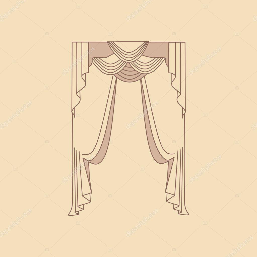 https://st3.depositphotos.com/4405627/13038/v/950/depositphotos_130385344-stockillustratie-vector-tekenen-schets-ontwerp-gordijnen.jpg